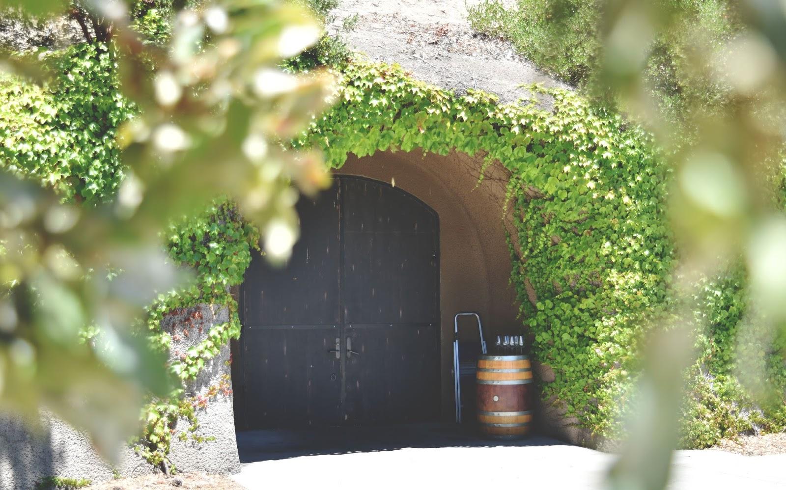 Caldwell winery in Napa, California