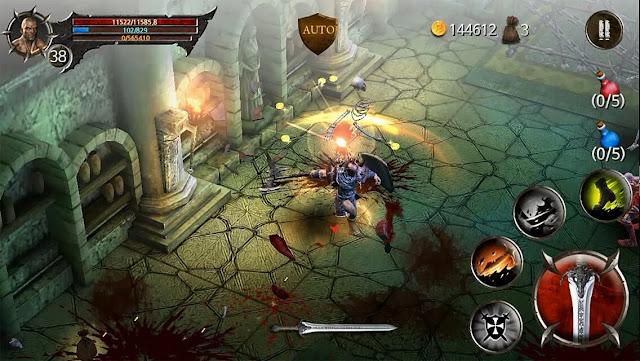 bw4 Apk Modded BloodWarrior Unlimited Money [MEGA MOD] Apps