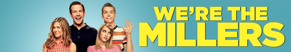 we're the millers film banner