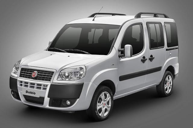 Fiat Doblò 2017 Essence