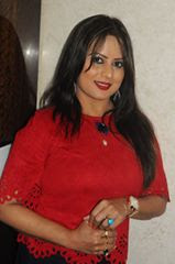 Actress Sangeeta Tiwari