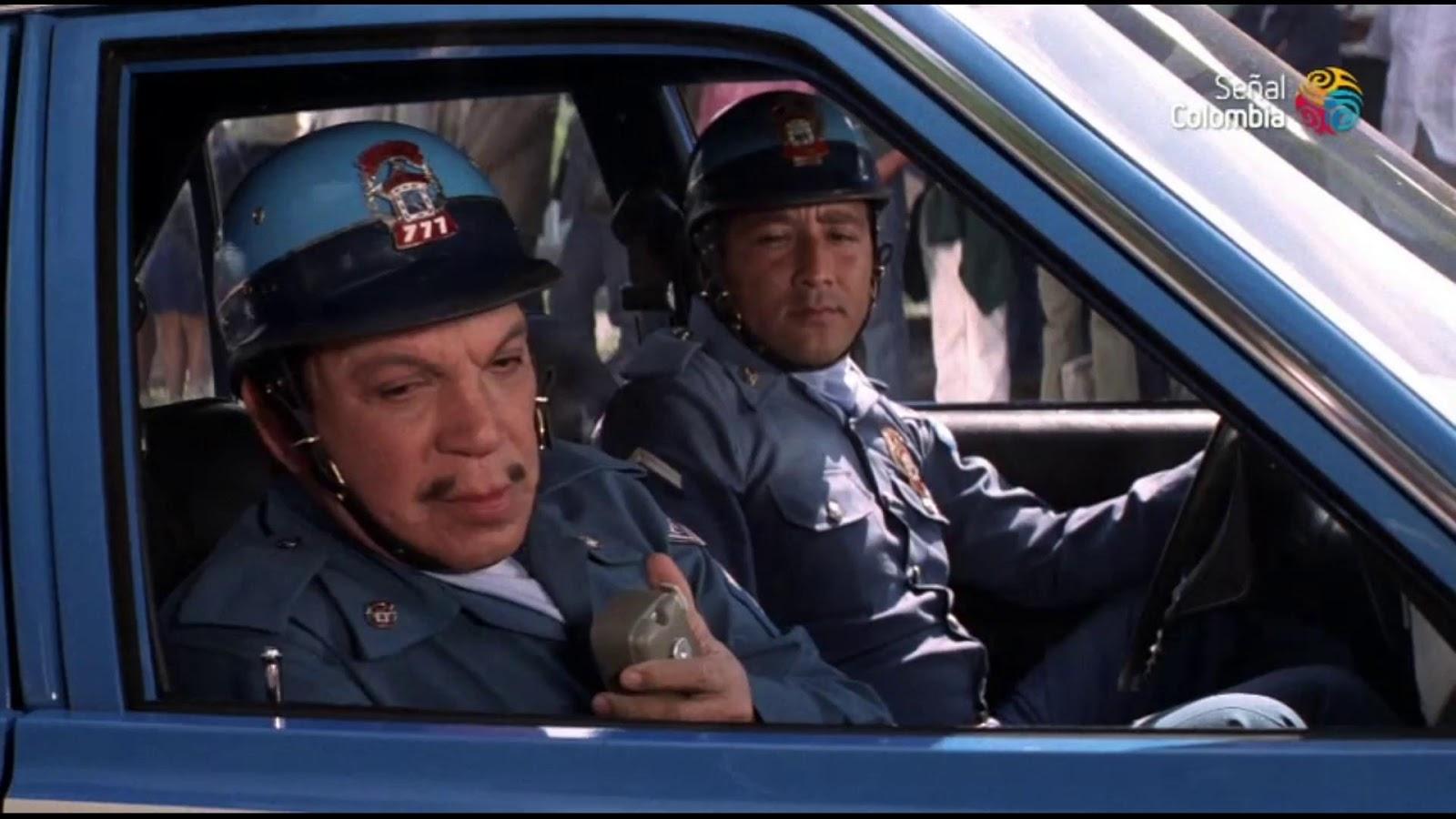 El patrullero 777 (1978) HD 1080p Latino
