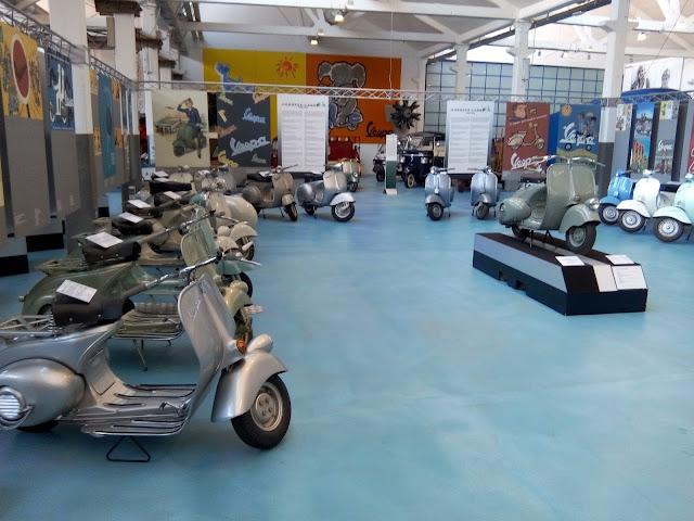 Museo Piaggio RisparmiaeViaggia