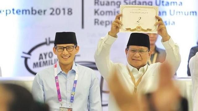 "Prabowo Ajak Warga Amankan TPS dari ""Pemilih Hantu"""
