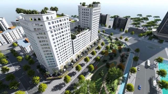 Tổng quan dự án chung cư Eco City Long Biên.