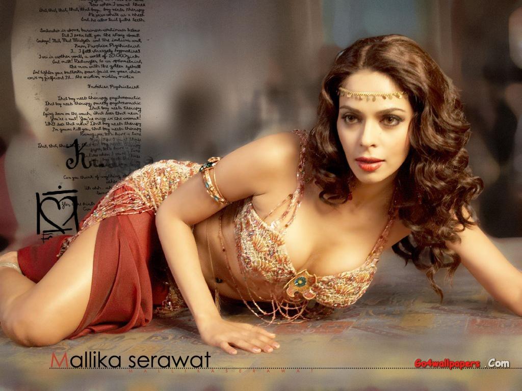 Hot Anime Angel Bollywood Celebrity Mallika Sherawat