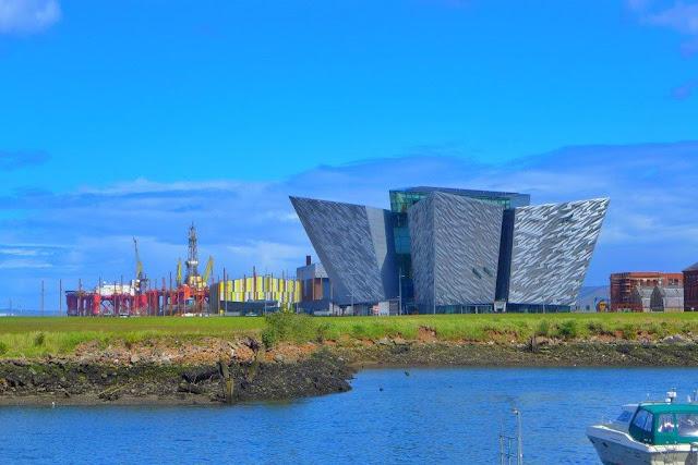 Museo del Titanic en Belfast y estudios de Juego de Tronos