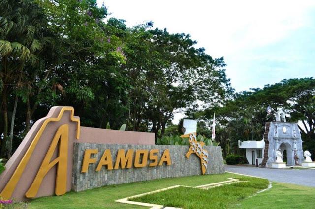 A'Famosa Resort Adalah Tempat Menarik Di Melaka