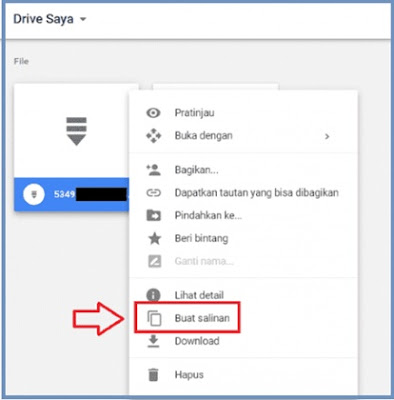 Cara Mengatasi File yang kena Limit Download di Google Drive