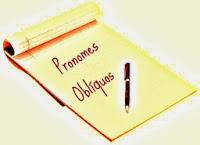 Atividades sobre pronome oblíquo com gabarito
