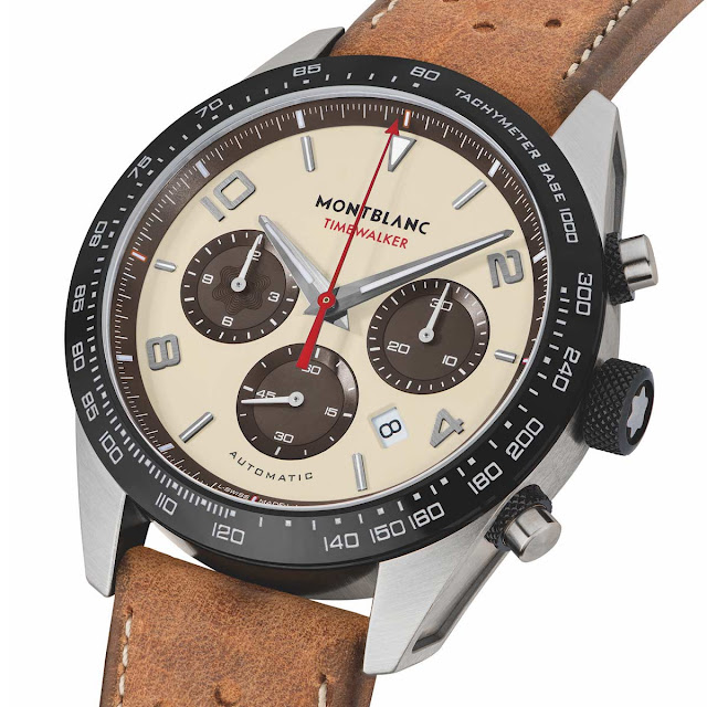 Montblanc TimeWalker Manufacture Chronograph Limited Edition (ref. 118491)