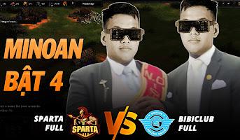 Sparta full vs Bibi club full: ĐẲNG CẤP SIÊU CHỦ LỰC