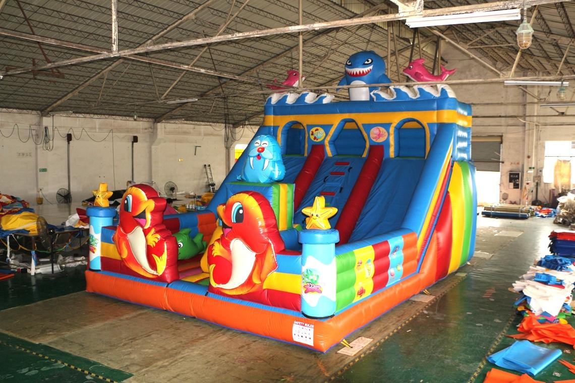 rumah balon | istana balon | balon loncat 7