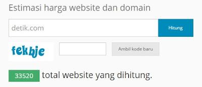 Kunjungi Situs Kalkulator Harga Website