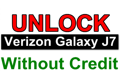 Unlock Samsung SM-J727VPP Without Credit - Gsm Firmware Free