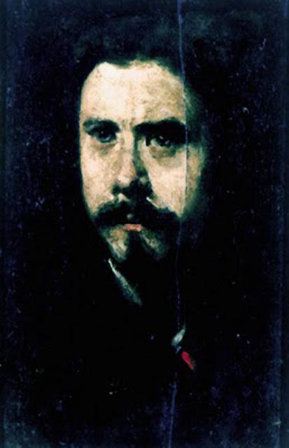 Antonio Cortina Farinós, Self Portrait, Portraits of Painters, Fine arts
