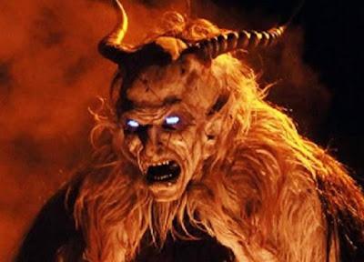 Foto Tanduk Setan Seram