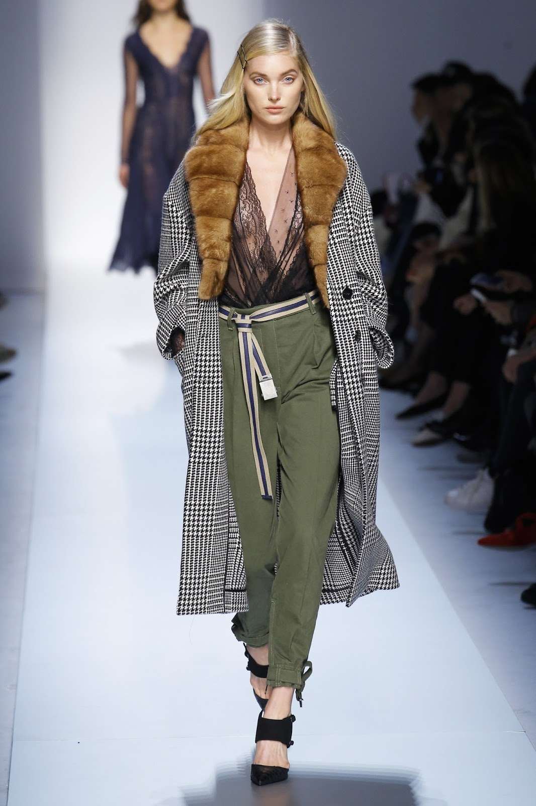 Ermanno Scervino, A/W 2017, fashion week, underwear as outerwear