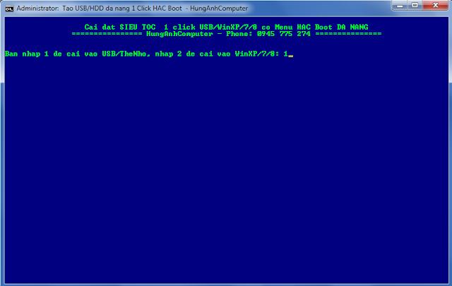 Hướng Dẫn Tạo USB Boot Đơn Giản Nhất Với 1 File Cài Đặt - Top5Free