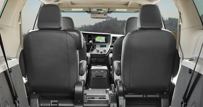 2018 Toyota Sienna Hybrid