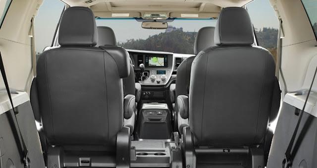 2018 Toyota Sienna Hybrid Design Performance