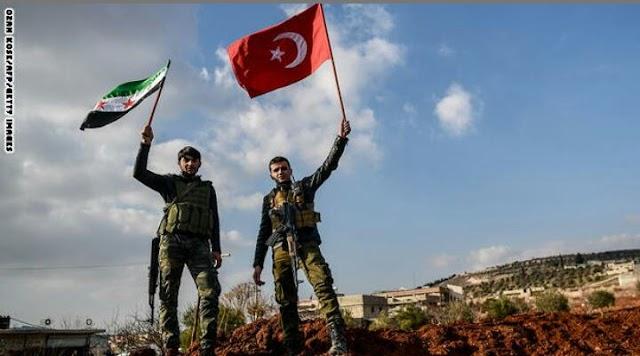 الجيش التركي يعلن عن مقتل 9 جنود من القوات الخاصة في عفرين