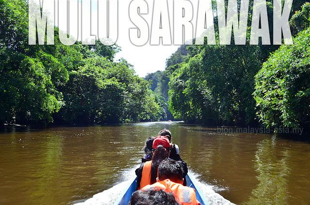 Sarawak Mulu Park