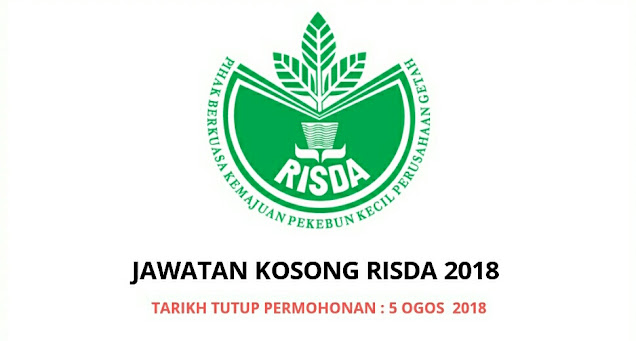 Permohonan Jawatan Kosong RISDA 2021 Online