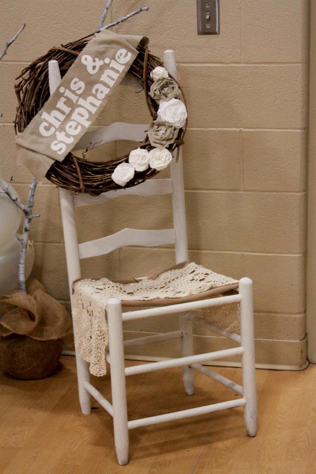 art beneath the cottonwoods wedding decor shabby chic do it yourself. Black Bedroom Furniture Sets. Home Design Ideas