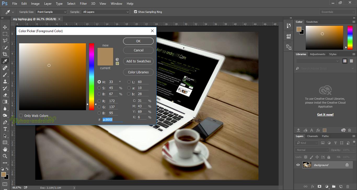 Download Adobe Photoshop CC 2017 ~ Tips n Trick