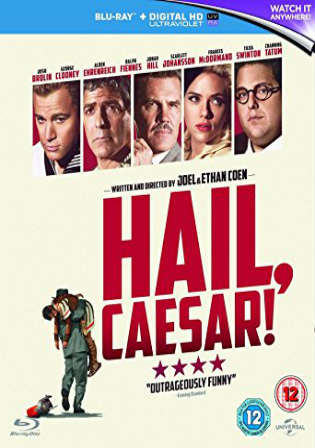 Hail Caesar 2016 BRRip 350Mb Hindi Dual Audio 480p Watch Online Full Movie Download bolly4u