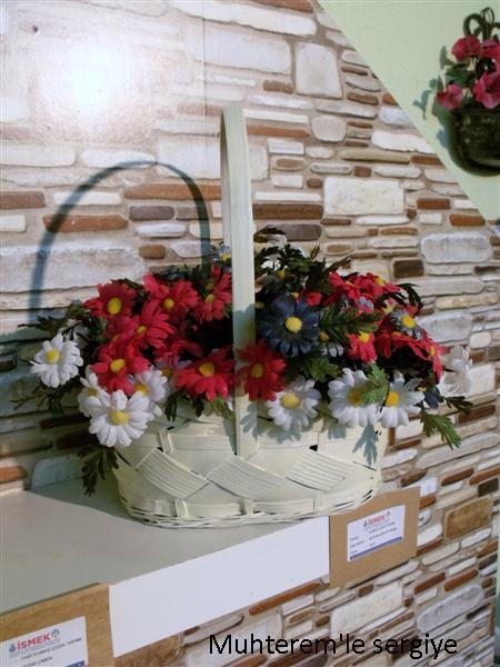 çiçek yapımı kursu