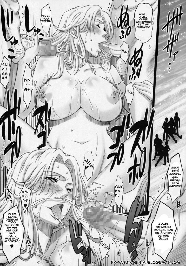 Bricola 3 - Bleach Hentai