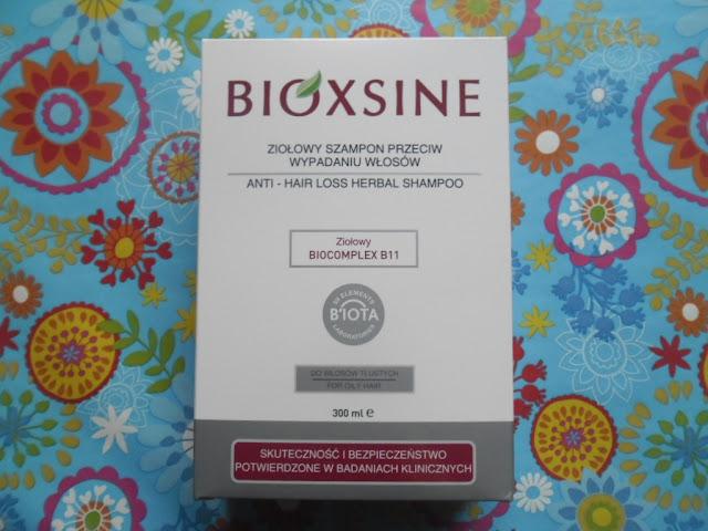 BIOXSINE ziołowy szampon przeciw wypadaniu włosów