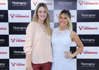 NEUTROGENA® promove Beauty Talk com Giovanna Ewbank e a Dermatologista Vanessa Metz