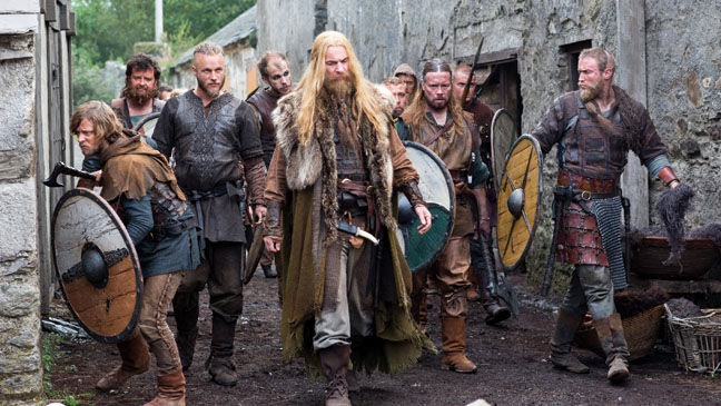 Vikings (2013) Sezon 5 ep 01-08