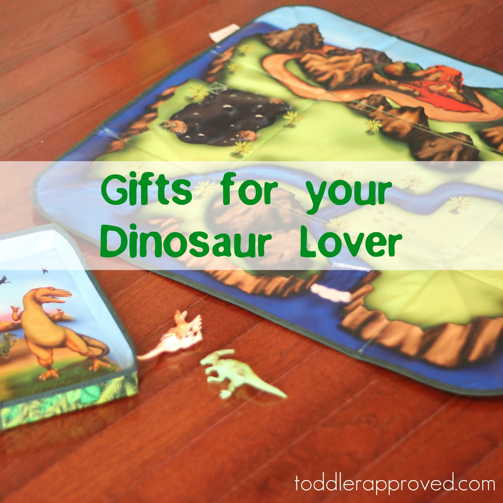 Toddler Approved Easter Gifts For Your Dinosaur Lover