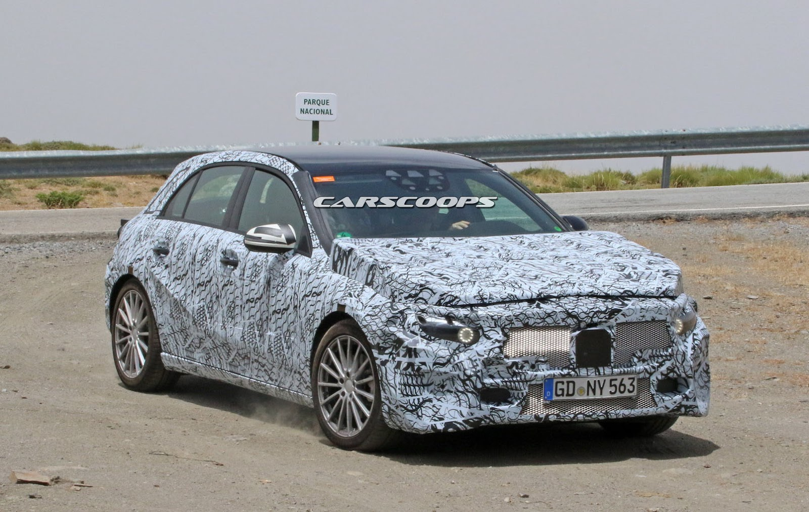 Scoop 2018 Mercedes A Class To Offer A Roomier Cabin Amp A