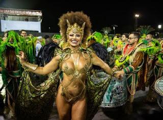 Mancha Verde leva título inédito do Carnaval de São Paulo em 2019; Vai-Vai é rebaixada