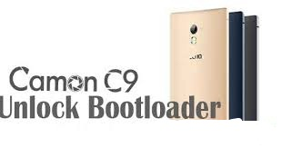 how to unlock camon c9 boot loader