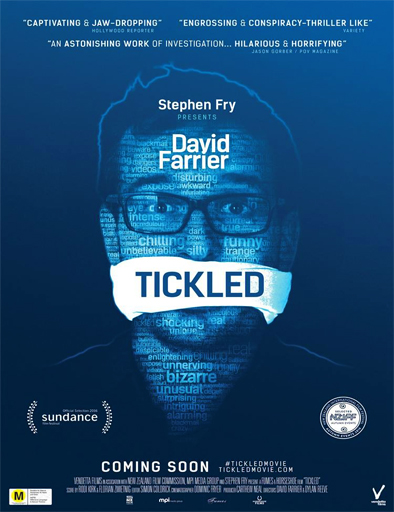 Ver Tickled (2016) Online