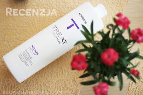 Fioletowy szampon Montibello Meches Light-Up - czytaj dalej »