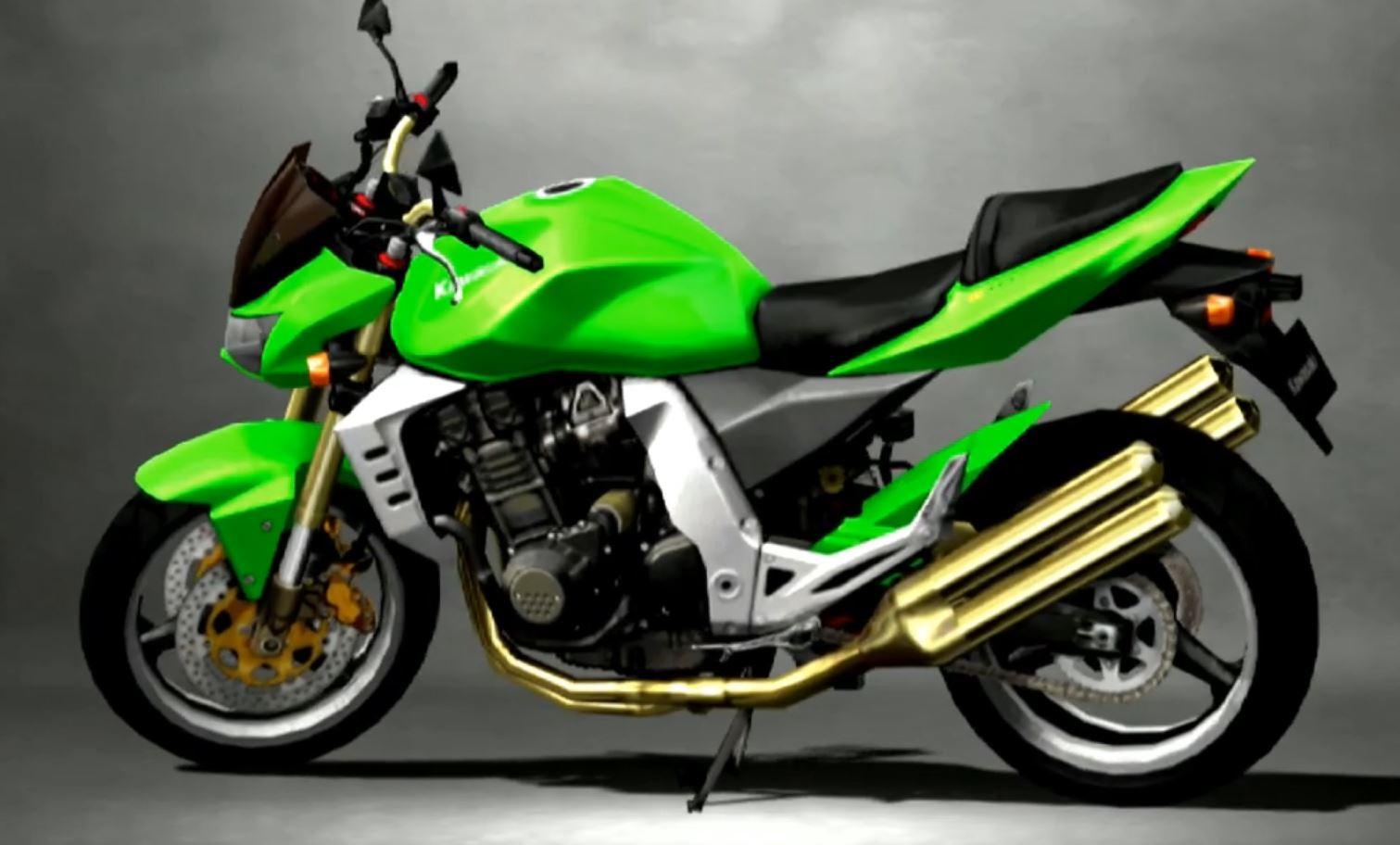 Kawasaki Z1000 2005