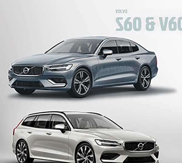 Burlappcar: 2019 Volvo S60