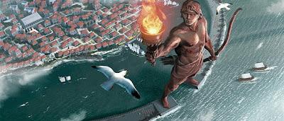 rodos adası, helios, rodos heykeli