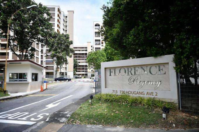 Florence Regency in Hougang Avenue 2 is sold to Logan Property.