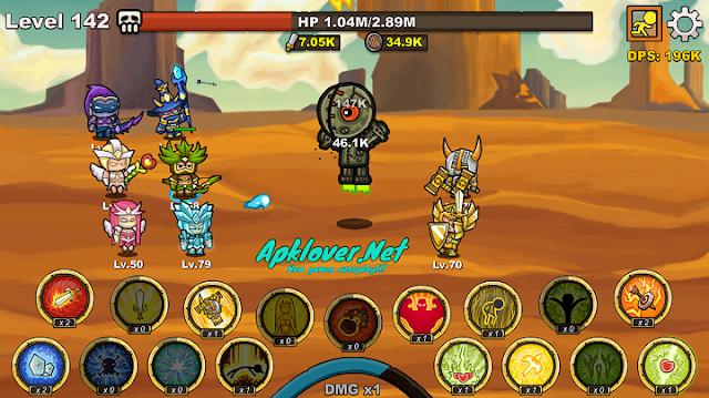 Asgard Skill Master FULL APK premium