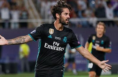 Madrid Juara Piala Super Uefa 2017