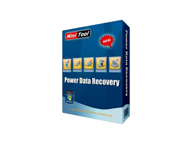 minitool power data recovery license key