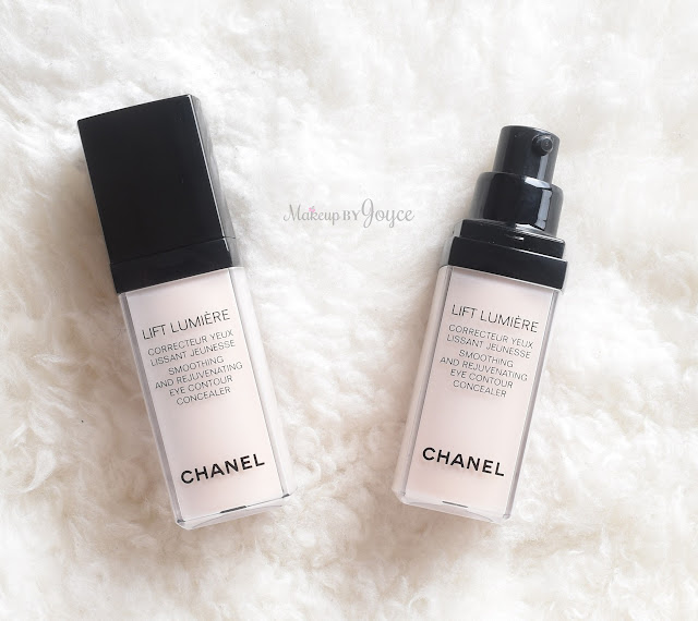 Chanel Lift Lumiere Smoothing & Rejuvenating Eye Contour Concealer Review